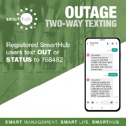 Outage Two Way Texting