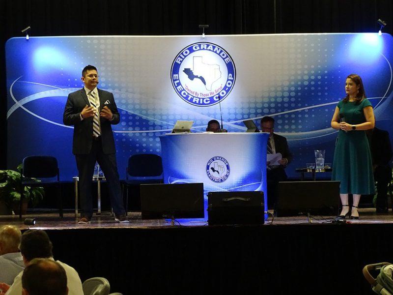 speakers at annual meeting