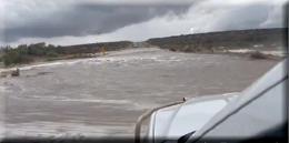 june 30 flooding in the Van Horn region